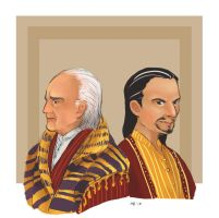 The Martell brothers by Oikeus