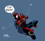 Welcomeback Peter! by PaperMoon92