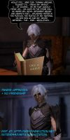 Fenris approves of fanfiction by Sorceress-Nadira