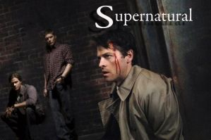 Supernatural Wallpaper by MuseLover5