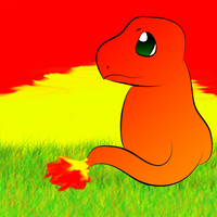 #004 Charmander by firenight617