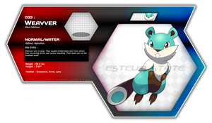 Beaver Pokemon by DaybreakM
