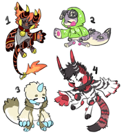 Chamas Auction Adopts(end) by onigiryStuff