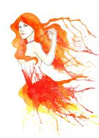 :: The Firebird :: by sionra