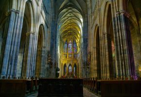 St. Vitus Cathedral by CitizenFresh