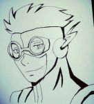 Young Justice - kid Flash by Ragdoll-01