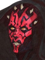 Darth Maul by ChrisOzFulton