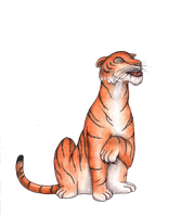 Shere Khan by NoreyDragon
