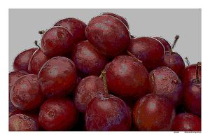 plums by ChaelMontgomery