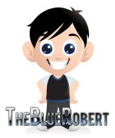 TheBlueRobert by psaul3