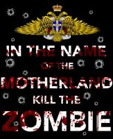 HRE Zombie Propaganda: Kill the Zombie by AdmiralMichalis