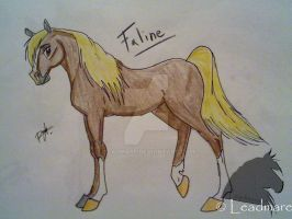 Faline by Leadmare