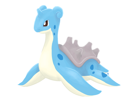 Lapras by UltimateUmbreon3