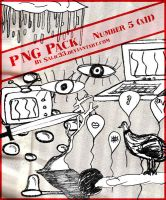 PNG Pack 5 by Salic33