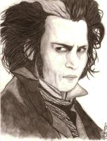 Sweeney todd by shannoncole