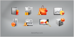 MarketPlace icons. by alex-tanya