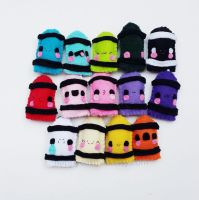 Colorful Crayon Keychains by CosmiCosmos