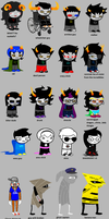 Homestuck according to Jimmy by IZfan4life