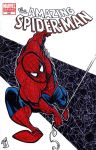 Spiderman Sketch Cover by chris-foreman