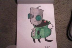 Gir by AlyceThePirate