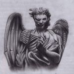 angels and demons by t-o-n-e