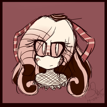 Rindolie the Chocolate by BelloAnocheser