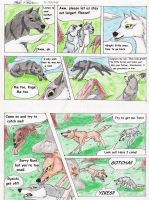 Hunter of the Moon page-8 by LoboSong