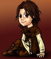 Little Kid Rumple by HollyRoseBriar