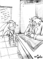 INTERROGATION by Garlar