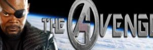Avengers Character Banner 5 by PaulRom