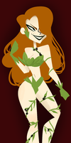 poison ivy by b-marble