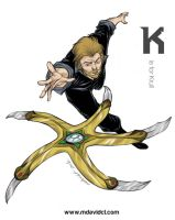K is for KRULL by mdavidct