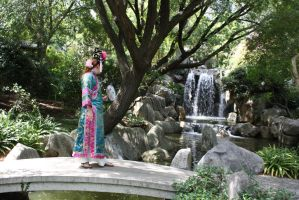 Chinese costume 217 by fa-stock