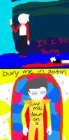 If I Die Young Homestuck by KCO1