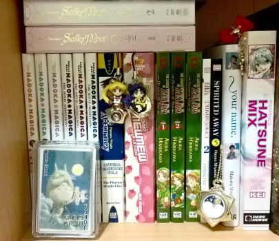 Updated Japanese collection lol by Fario-P