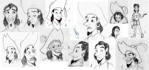 Clopin expressions by Aki-Hanna