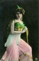 vintage colour costume by cAnDiEsFoReVeRyOnE