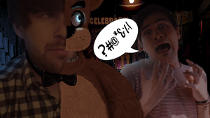 If Smosh played Five Nights At Freddy's by familyof6