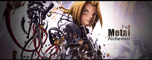 Full Metal Alchemist by d0bch0