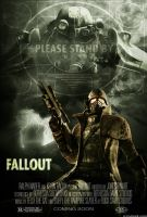 Fallout Movie Poster by rondus18