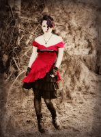A Dream Of Red Jessamine by MutePoetess