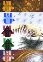 LvL Up Headers 2 by DeaconStone