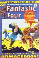 Guy Gardner joins the Fantastic Four! by Gwhitmore