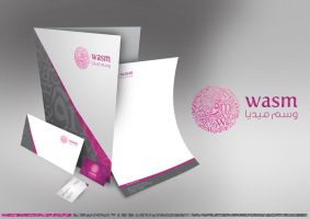 Wasm media Stationary by gaber440
