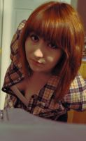 Ginger by alysademure