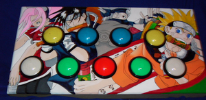 Naruto Controller XL finished by invader-gir