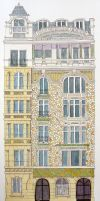 Japanese Art Nouveau Paris by Scully107