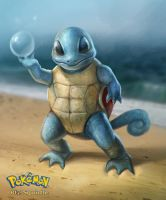 007 Squirtle by DanteCyberMan