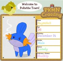 Pokemon Crossing Application by ZoeCakes