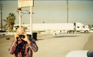 Danny at the truck stop by myoung4828